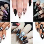 12 Scarily Stunning Halloween Nail Designs