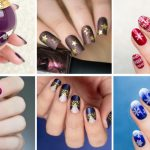 14 Fabulously Easy Christmas Nail Ideas to Try