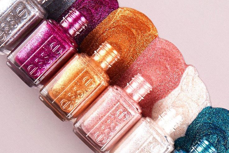 Christmas 2018 nail polishes