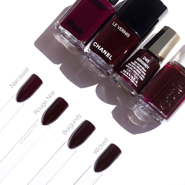 this is the most popular dark red nail polish in the world. Black Bedroom Furniture Sets. Home Design Ideas