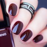 This Is The Most Popular Dark Red Nail Polish In The World!