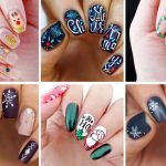 14 Beautiful Holiday Nails to Try Right Now
