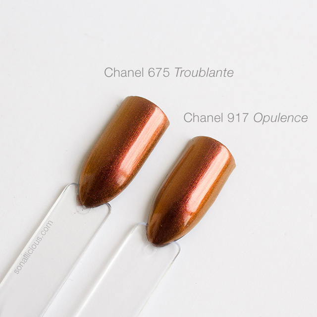 chanel opulence dupes