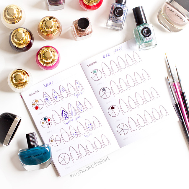 the little book of nail art, 2