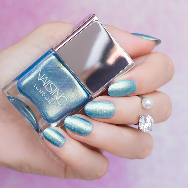 nails inc Ocean Ever After review