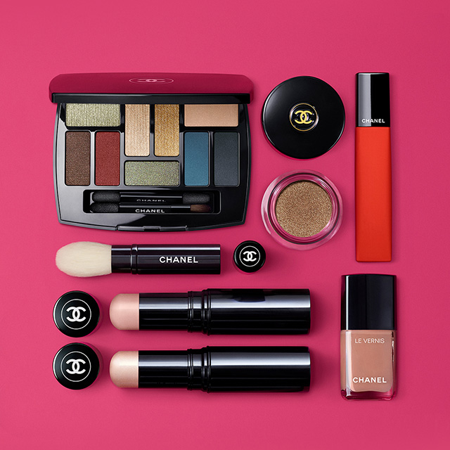 chanel spring 2019 make up collection