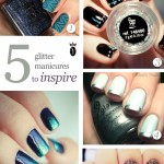 5 Glitter Manicures To Try