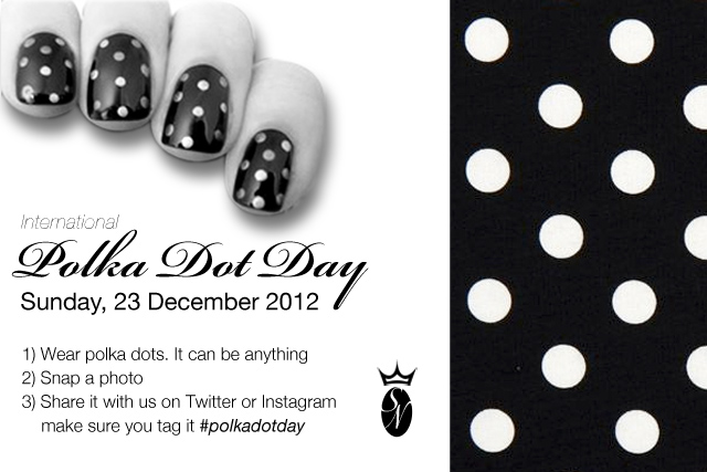 SO NAILICIOUS POLKA DOT DAY