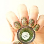 Hello Darling Glitterbug nails how to