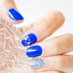 New Years Nails – 2012 Version