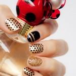 Polka Dot Day Nails