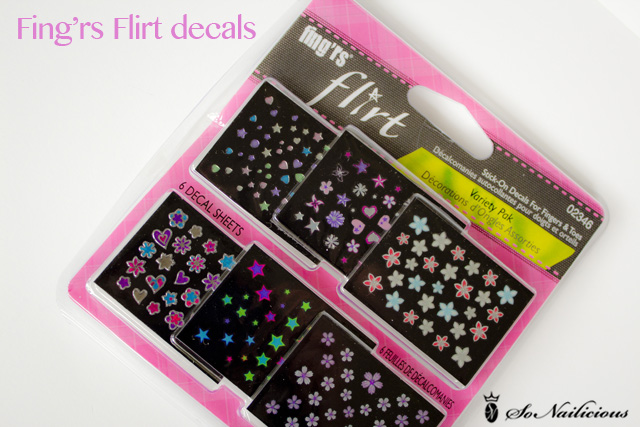 fingrs nail decals 1