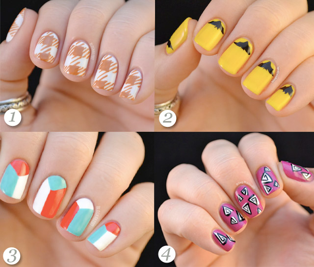nailed it nail blog, nails