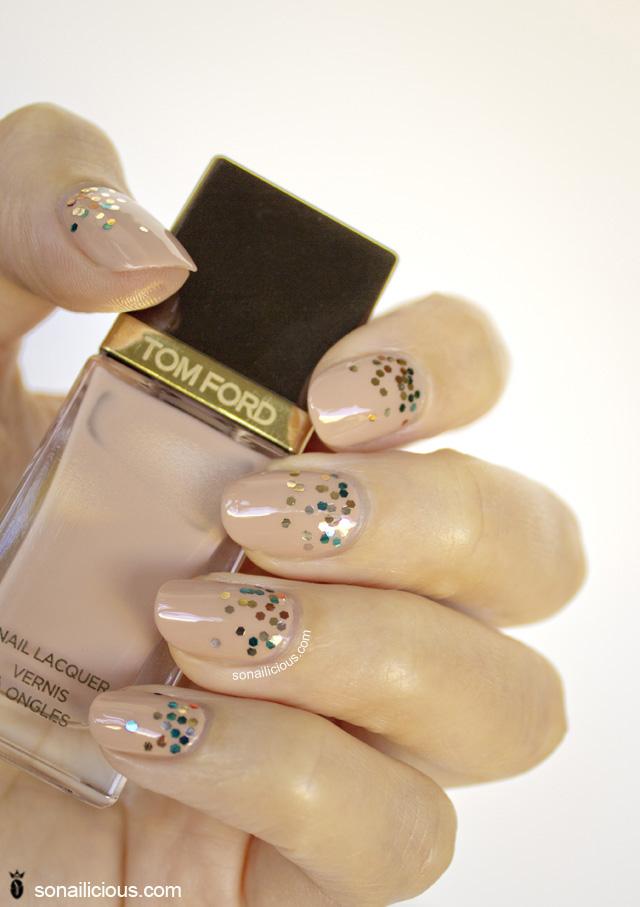 nude nails, tom ford nail polish