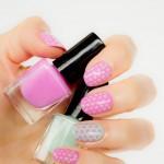 28 days of SoNailicious Nails – Day 10 – Polka Dot Nails