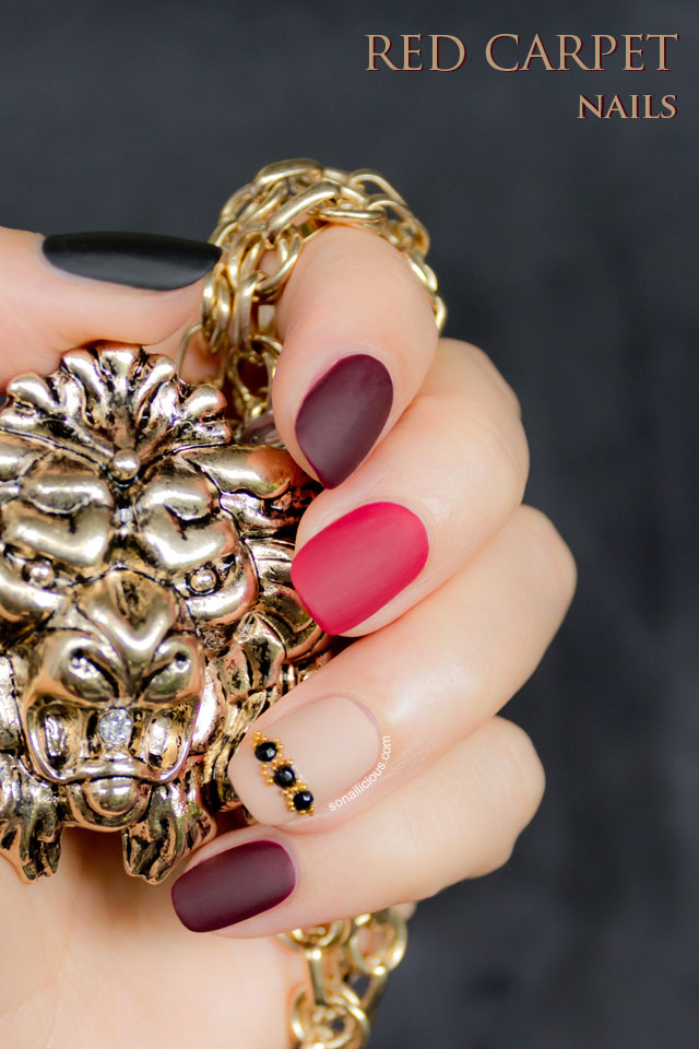 red carpet nails
