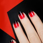28 days of SoNailicious Nails – Day 9 – Red October Nails