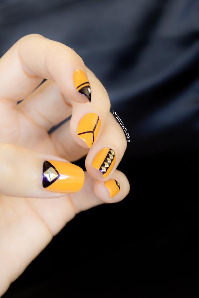 3d nails, studs nails