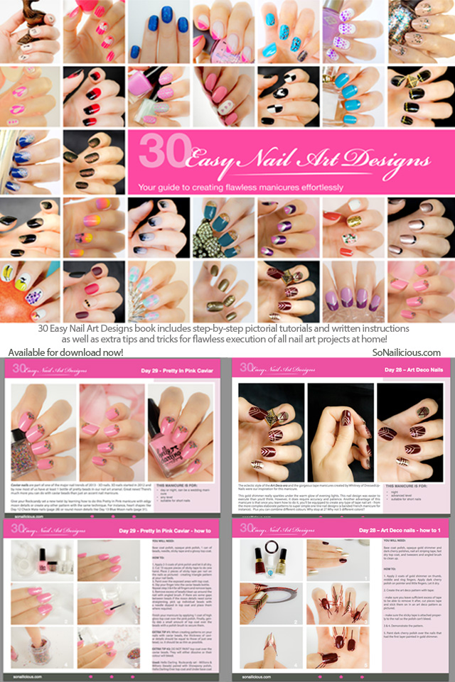 nail tutorials book download