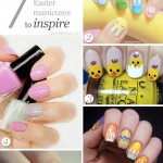 7 Easter Nails Designs To Inspire