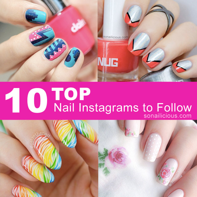 10 best nail instagrams to follow