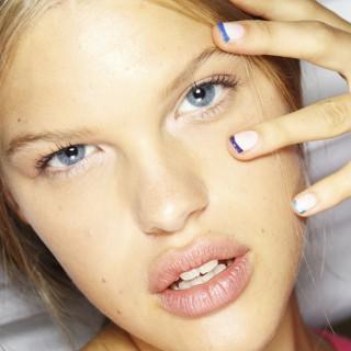 MBFWA 2013 Karla Spetic makeup nails essie