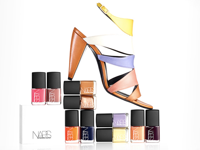 Pierre Hardy for nars nail collection