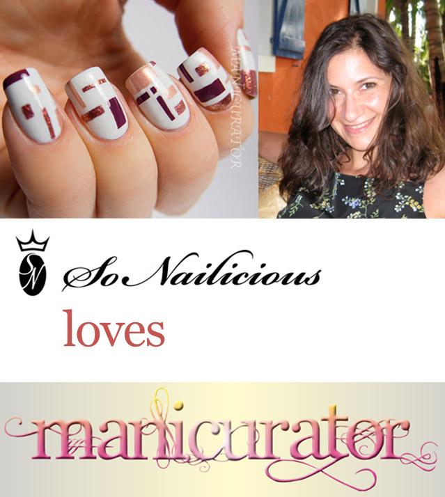 best nail art blog manicurator
