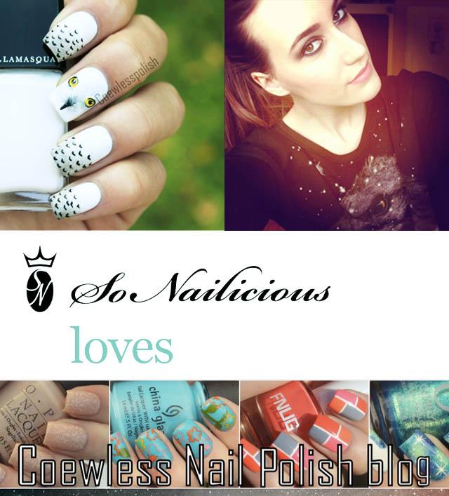 coewlesspolish best nail art blog
