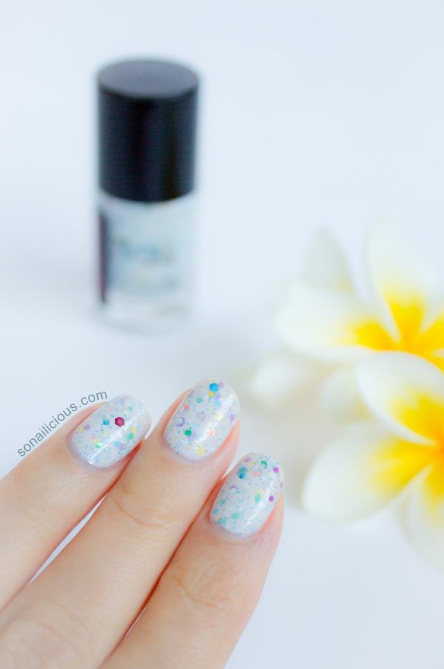 glitter spring polish 2013