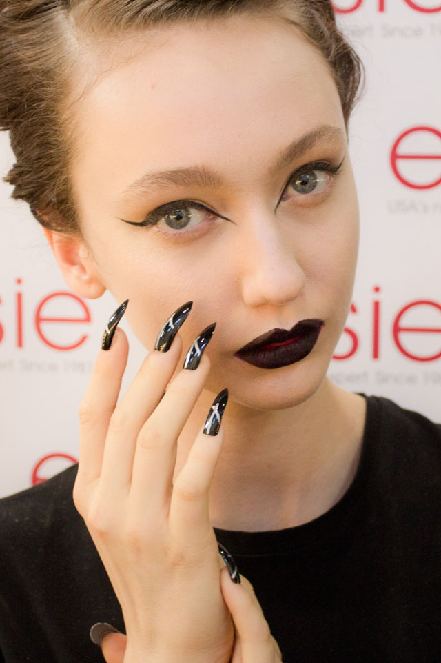 phoenix keating beauty mbfwa 2013