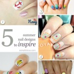 5 Summer Nail Designs to Celebrate The Sun