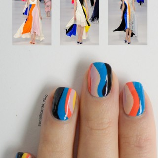 christian dior resort 2014 nails