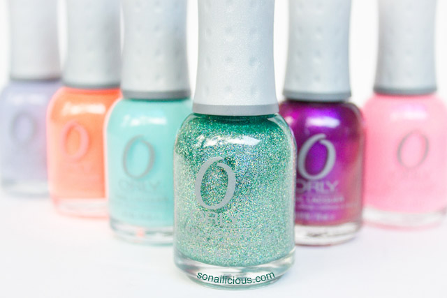 orly mash up nail collection summer 2013