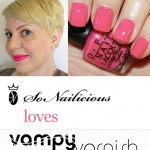 SoNailicious Loves: Kelly of Vampy Varnish