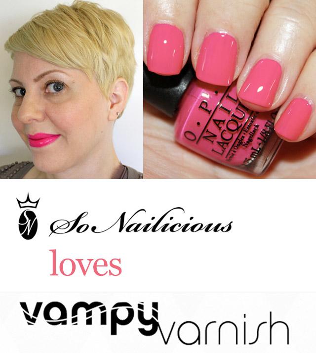 vampy varnish beauty and nail blog - SoNailicious