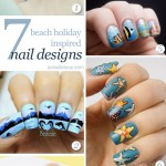 7 Amazing Beach Nail Designs