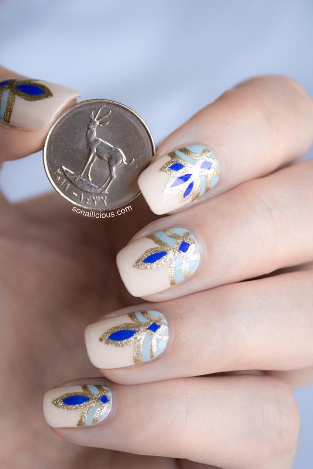 dubai nails