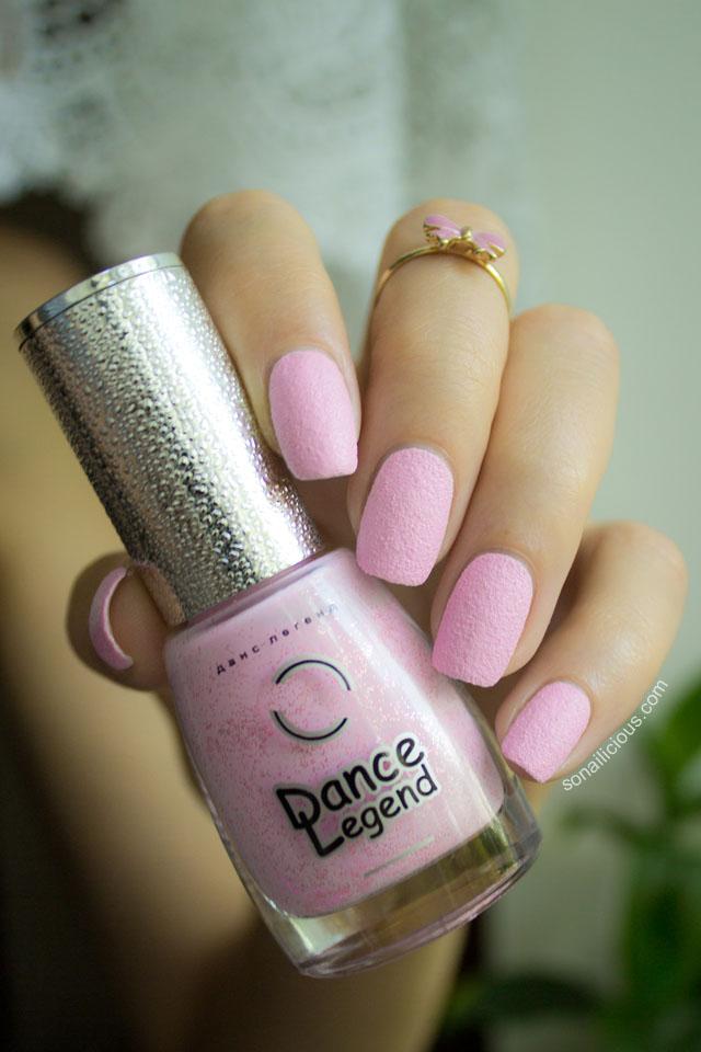 pink polish, dance legend polish review