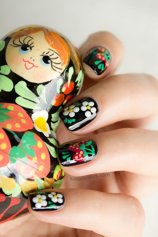 matryoshka nails