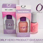 SoNailicious Giveaway – 2 Orly Hero Product Packs