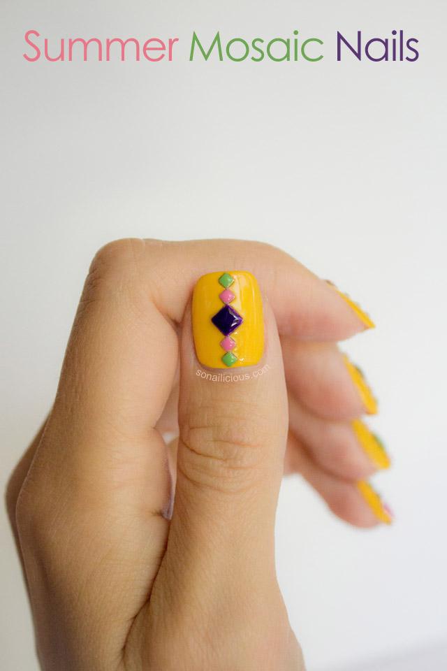 summer nail design