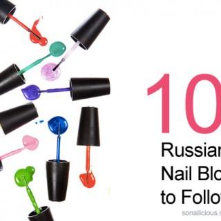 top nail bloggers