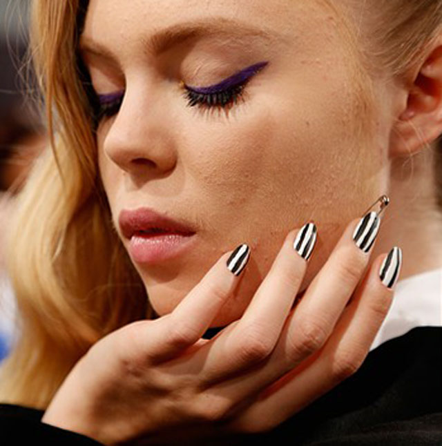 Emerson By Jackie Fraser-Swan - Backstage - Mercedes-Benz Fashion Week Spring 2014