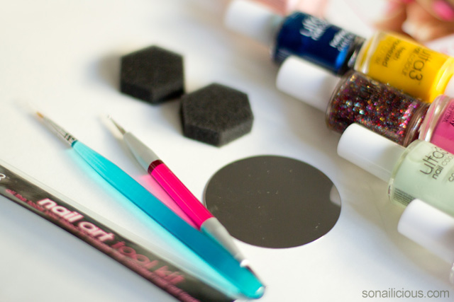 nail art tool kit