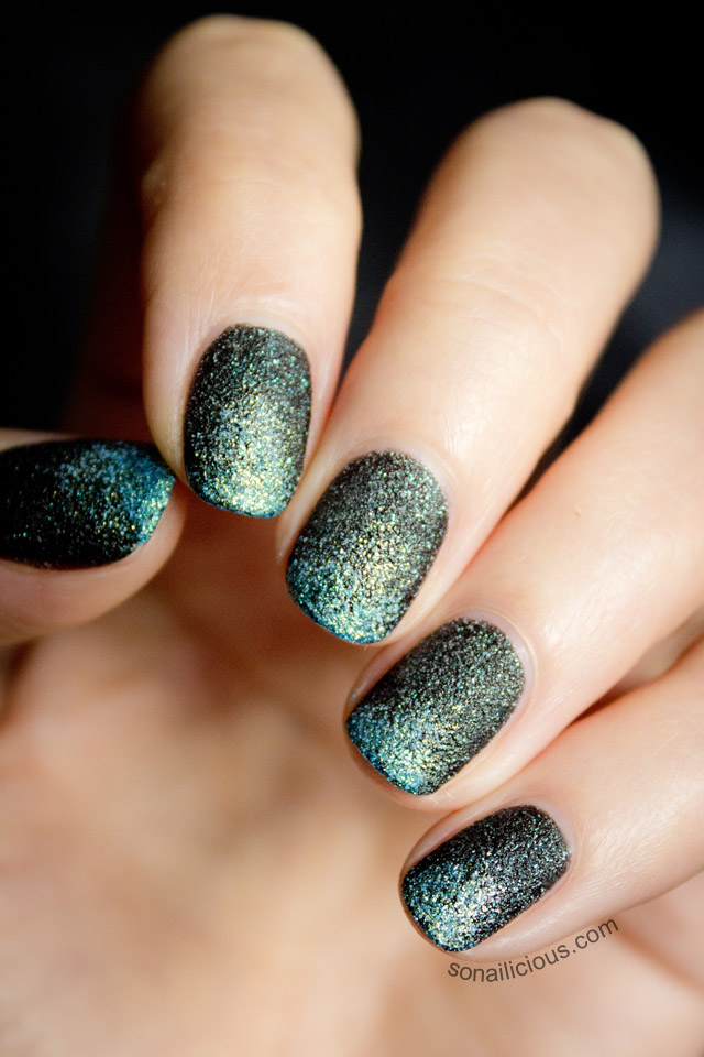 Isadora sugar crush nails
