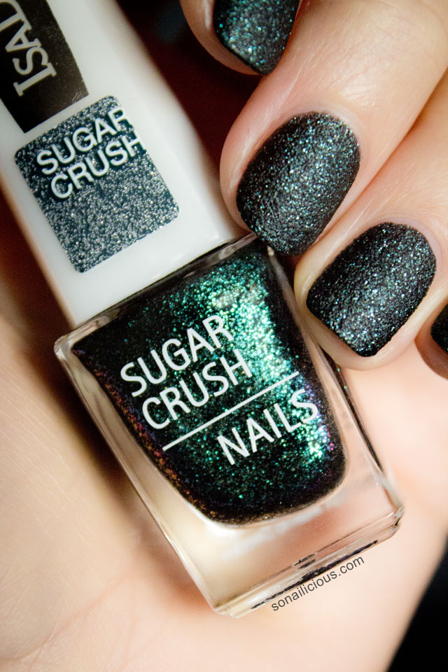 Isadora Sugar Crush Emerald Crush Review And Swatches