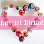 SoNailicious First Birthday! 12 Remarkable Nail Facts