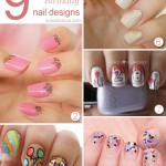 9 Fabulous Birthday Nails to Inspire