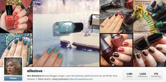 ann sokolova nails instagram